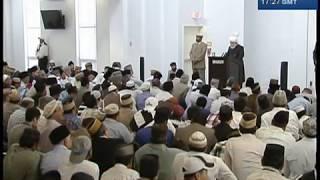 Freitagsansprache 22. Juni 2012 - Islam Ahmadiyya