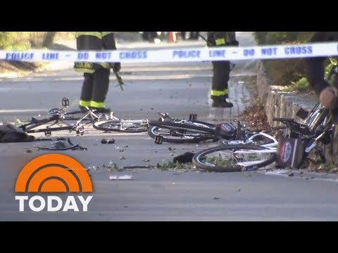 New York City Terror Attack Kills 8 And Injures 11 | TODAY