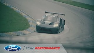 2016 Ford GT Driver Lineup | IMSA | Ford Performance