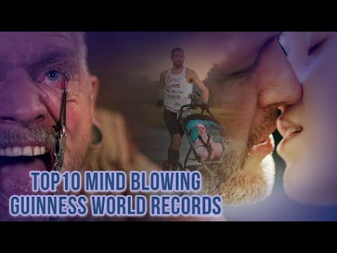 Top 20 Insane Guinness world record in all time see now