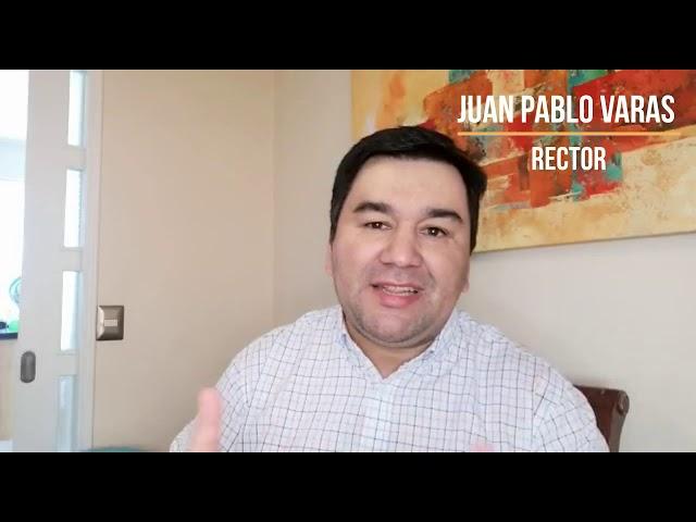 Agradecimiento Rector Pumahue Puerto Montt