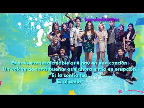 Elenco de Soy Luna - Todo Puede Cambia ( LETRA + DESCARGAR)