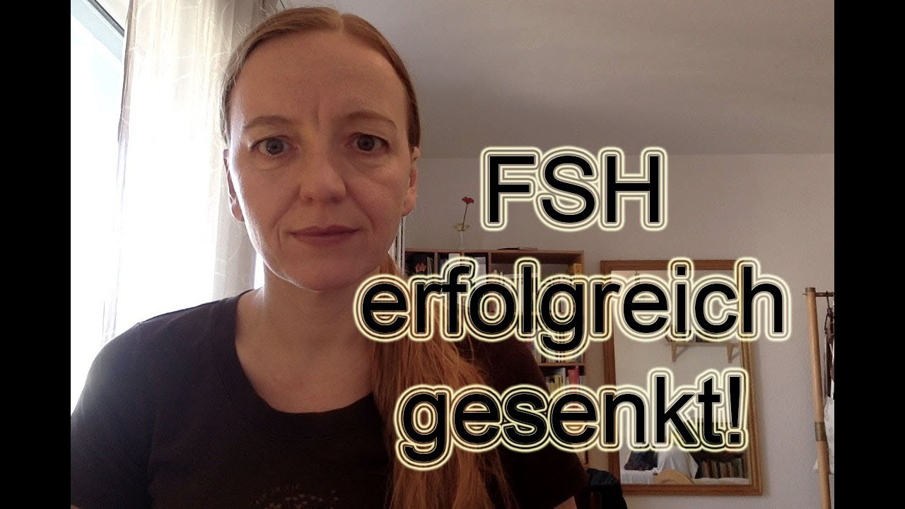 FSH erfolgreich gesenkt! // KINDERWUNSCH mit 40 - YouTube