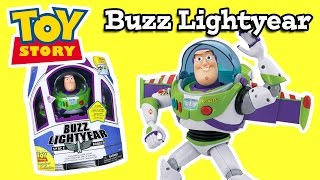 Toy Story Buzz Lightyear Talking Figure Signature Collection