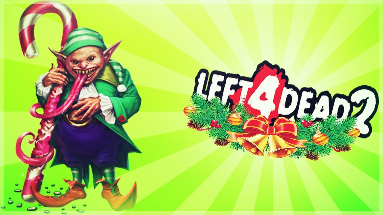 Left 4 dead 2 - Christmas Edition - Will I Survive This One
