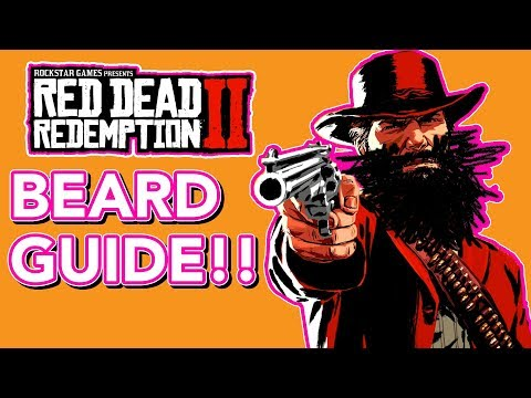 Red Dead Redemption 2 Beard Tips thumbnail