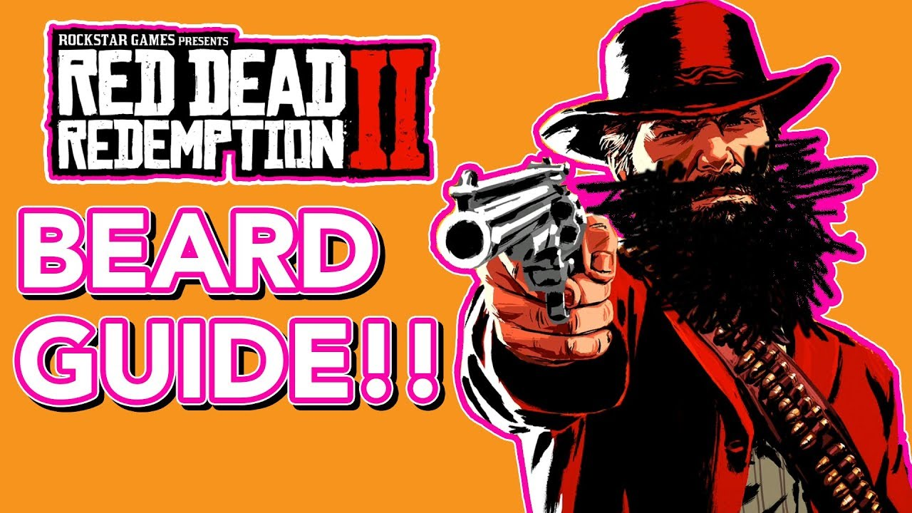 Red Dead Redemption 2 Beard Tips Youtube