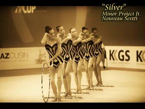 "#103- ""Silver"" [WITH LYRICS] Music For Rhythmic Gymnastics (Groups)"