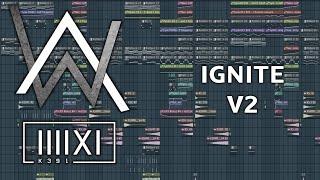 K-391 & Alan Walker - Ignite - Reworked Remake | @K-391 @Alan Walker