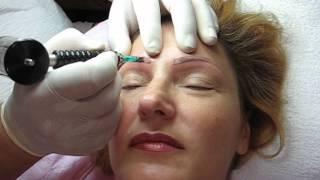 Tatuaj permanent sprancene Salon manichiura rapida Zarescu 0745001236 http://www.machiajtatuaj.ro