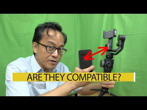 Zhiyun Smooth 4 and Samsung Galaxy S10 Compatibility Test