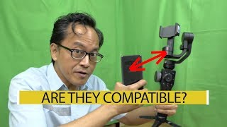 Samsung Galaxy S10 Compatibility Test | Zhiyun Smooth 4 Review Part 6