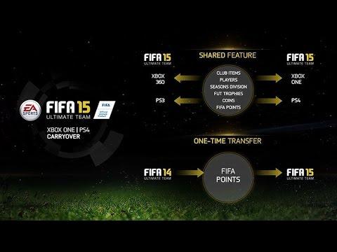 FIFA 15 EARLY ACCESS, WEB APP & TRANSFER FIFA POINTS