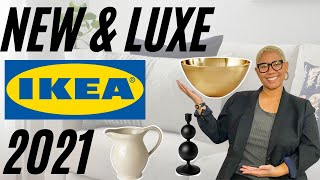 21 MUST Have IKEA Products in 2021 That Look High End | New Ikea Products! | DIY with KB