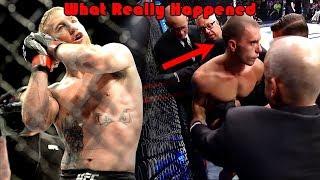 What Really Happened (Justin Gaethje vs James Vick)