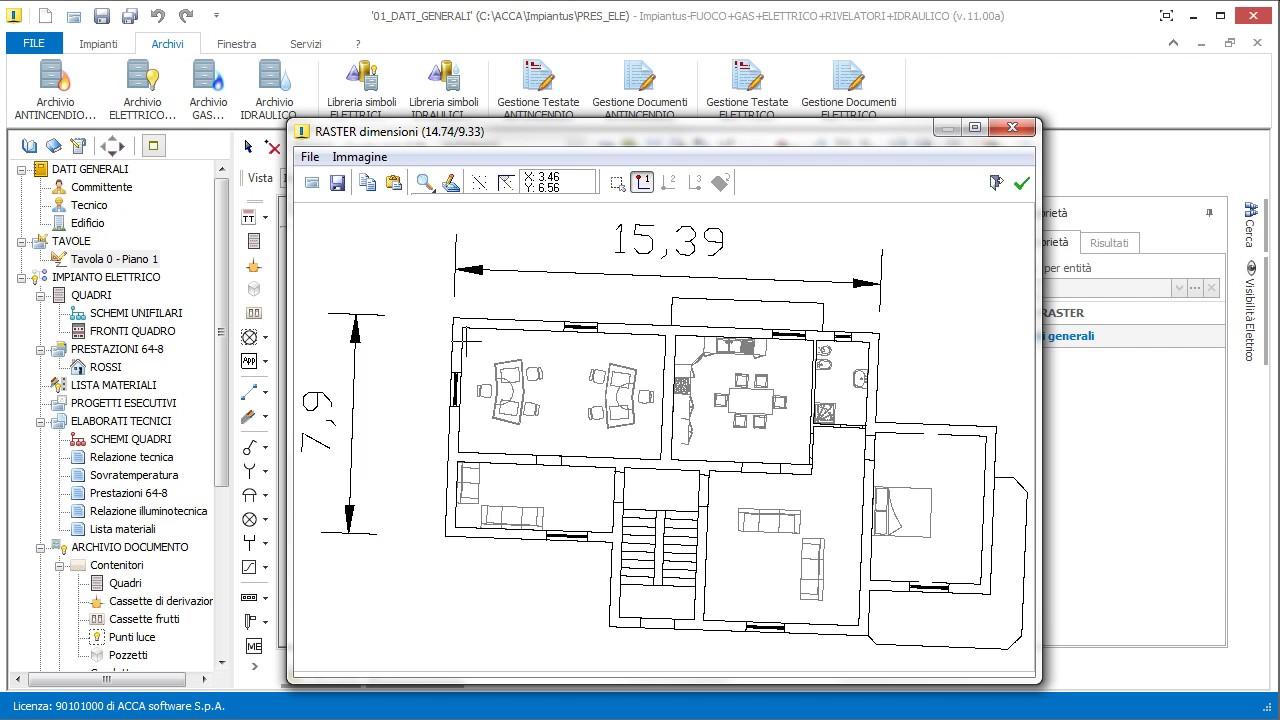 Software Progettazione Impianti Elettrici Presentazione Impiantus Elettrico