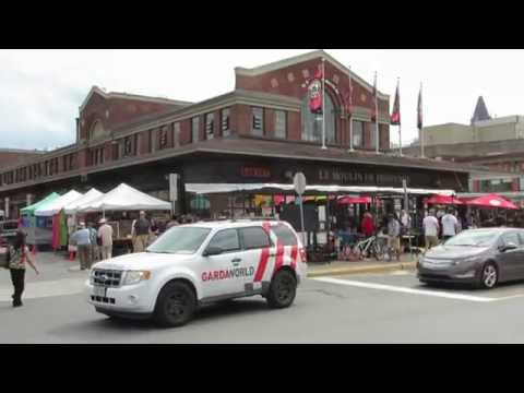 Downtown Ottawa Byward Market