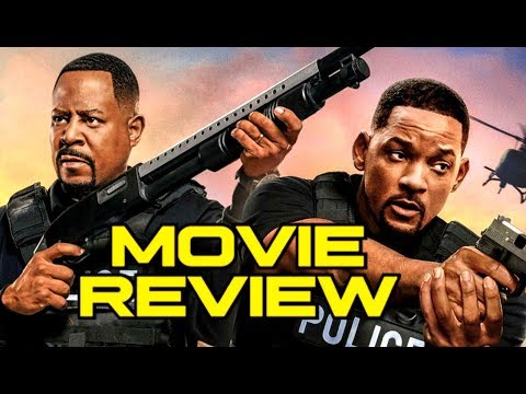 BAD BOYS FOR LIFE Movie Review (2020) Will Smith, Martin Lawrence