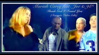 Mariah Carey - Thank God I Found You feat. Joe & 98° (Stargate Video Edit)