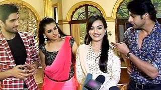 Qubool Hai | Sanam, Aahil, Shaad & Jannat are Playing Childhood Game