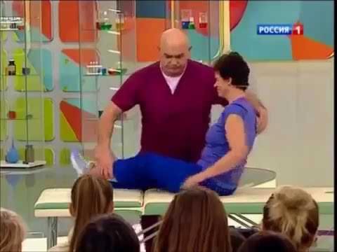 Бубновский если болят колени видео