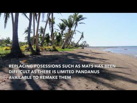 Weaving and Environmental Issues in Fiji