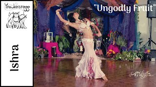 Скачать Ungodly Fruit By Wax Tailor Ishra Blanco Vintage Belly Dance Fusion