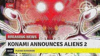 Video Konami Announces New Alien Support download MP3, 3GP, MP4, WEBM, AVI, FLV September 2018