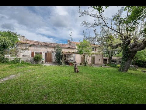 🔵  For sale is a rural property with several buildings in a quiet location 2 km from sea, Istria