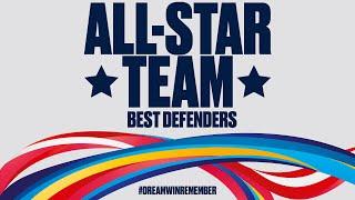 ALL STAR TEAM NOMINEES | BEST DEFENDERS