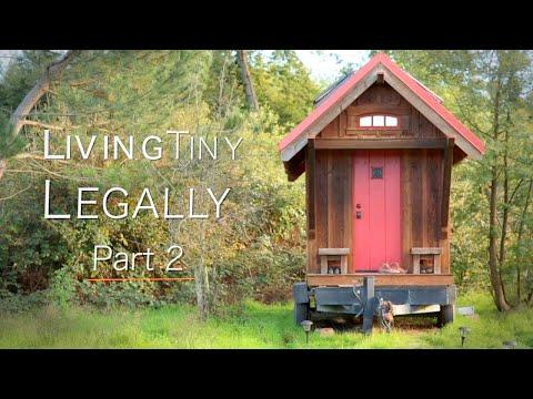Living Tiny Legally, Part 2 (Documentary) - Groundbreaking Tiny House Building Codes