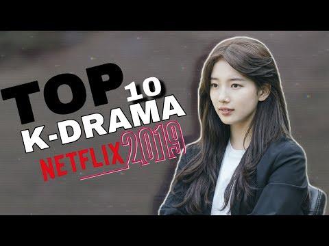 TOP 10 NETFLIX K-DRAMA !!