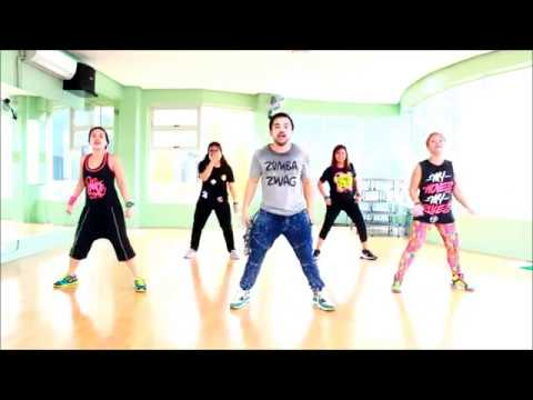 Azukita by Steve Aoki, Daddy Yankee, PNS & Elvis Crespo| by zin James A. And Zumba North Team