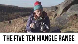 Five Ten Hiangles - A set of performance climbing shoes