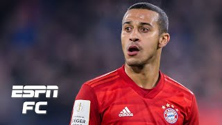 Thiago Alcantara to Liverpool? Could the Bayern Munich midfielder be another Xabi Alonso? | ESPN FC