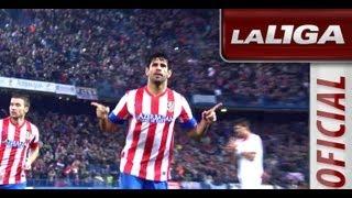Resumen de Atlético de Madrid (2-1) Sevilla FC - HD