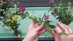 Näin tehdään perinteinen kukkaseppele | Me Naiset