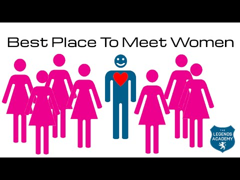 Where's The Best Place To Meet A Nice Girl? from YouTube · Duration:  8 minutes 22 seconds