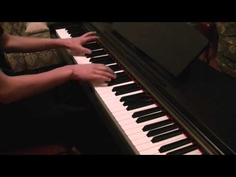 Girls Chase Boys - Ingrid Michaelson (Piano Cover by Lorcan Rooney)