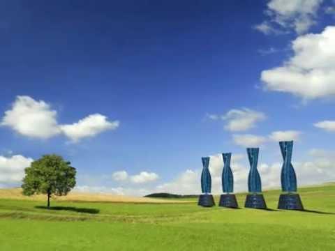 The Bluenergy Solar Wind Turbine Youtube
