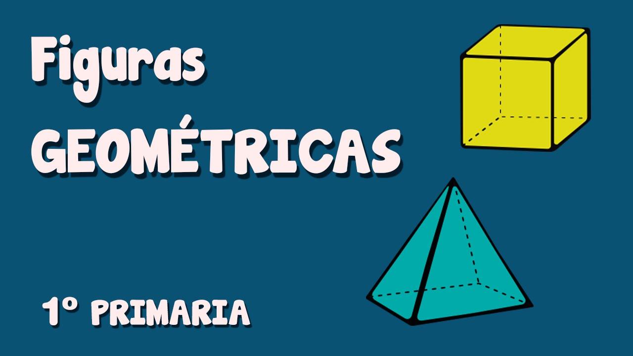 Las figuras geomtricas prisma cubo y pirmide Para nios  YouTube
