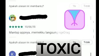 Aplikasi Isinya Komentar TOXIC screenshot 2