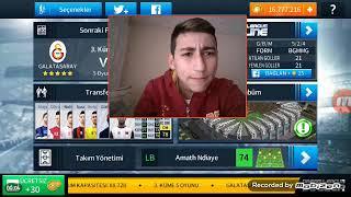 Dream Leauge Soccer 2018 Galatasaray Kadrosu İle Maç Yaptım