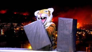 Tigerzilla Attack! (ftc Team 6306 Mini-bot Challenge)