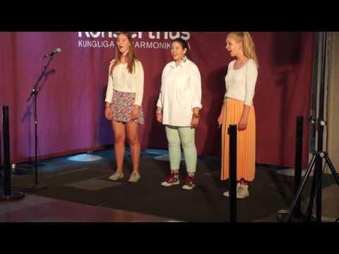 Härlig är jorden - performed at Stockholm Concert Hall 2013-07-26