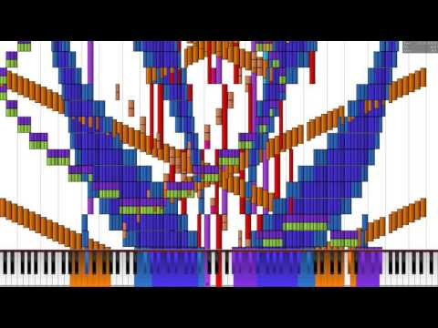[Black MIDI] TheSuperMarioBros2 - Unbounded 1.6 Million (Re-Upload)