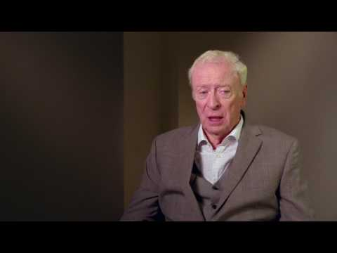 Michael Caine On New Film 'Going In Style'