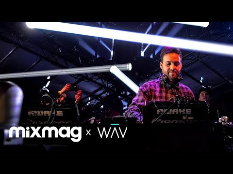 MACEO PLEX banging DJ set at Gashouder ADE 2018 [Louder Audio]