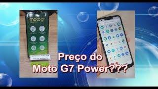 Motorola Moto G7 Power - Imagens e preço