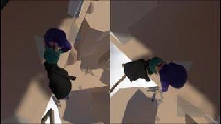 Human fall flat flip
